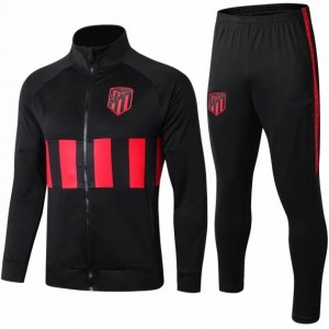 Kit treinamento Atletico de Madrid 2019 2020 Preto
