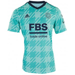 Camisa II Leicester City 2021 2022 Adidas oficial