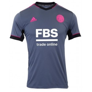 Camisa III Leicester City 2021 2022 Adidas oficial