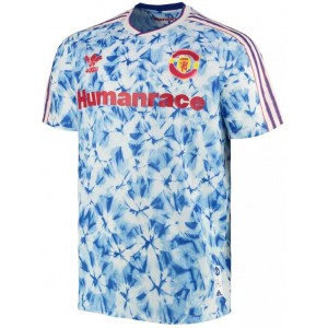 Camisa oficial Adidas Manchester United 2020 2021 Human Race