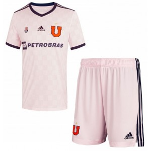 Kit infantil II Universidad de Chile 2021 Adidas oficial
