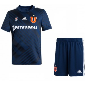 Kit infantil I Universidad de Chile 2021 Adidas oficial